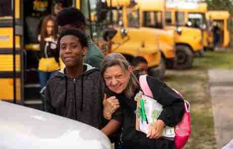 Volunteer Bus Driver