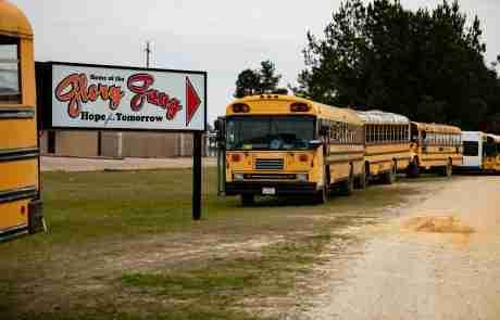 Glory Gang Bus